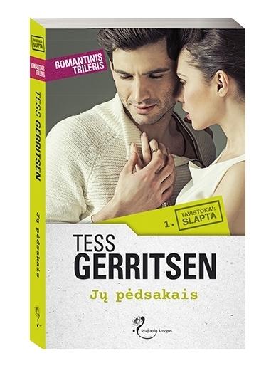Tess Gerritsen. Jų pėdsakais (1 knyga)