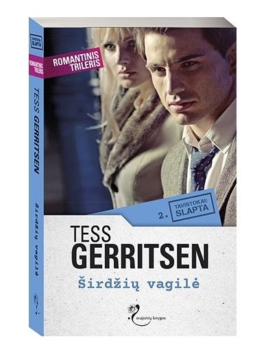 Tess Gerritsen. Širdžių vagilė (2 knyga)