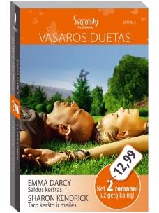 Vasaros duetas 2011, Nr. 2