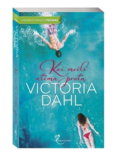 Victoria Dahl. Kai meilė atima protą