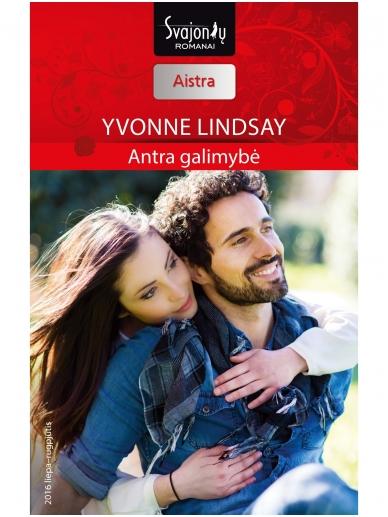 Yvonne Lindsay. Antra galimybė (2016 liepa–rugpjūtis)