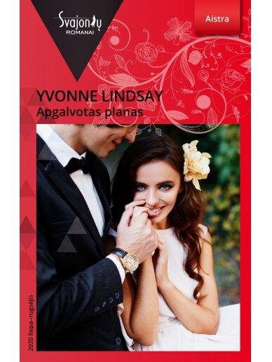 Yvonne Lindsay. Apgalvotas planas (2020 liepa–rugsėjis)